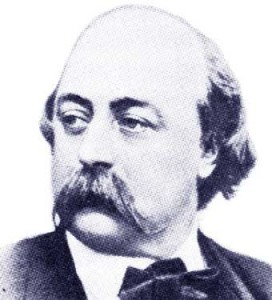 Gustave Flaubert - né à Rouen le 12 décembre 1821[1] et mort à Canteleu, au hameau de Croisset, le 8 mai 1880