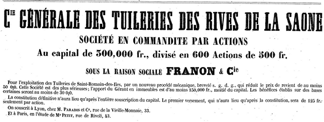 annonce 1857
