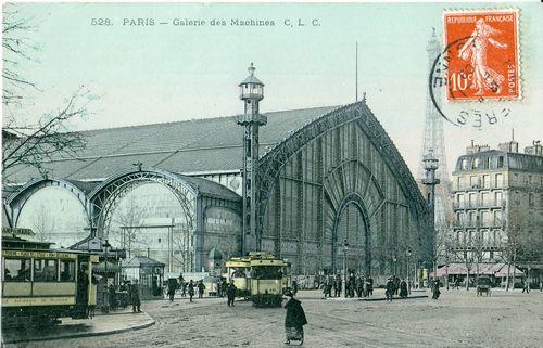 Galerie des machines 1889