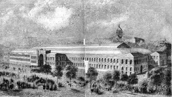 Palais de l'industrie 1889