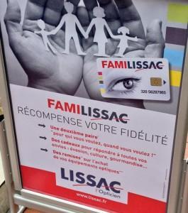 présentoirs Lissac