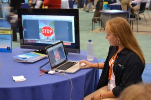 NJEA Convention 2011 - high tech