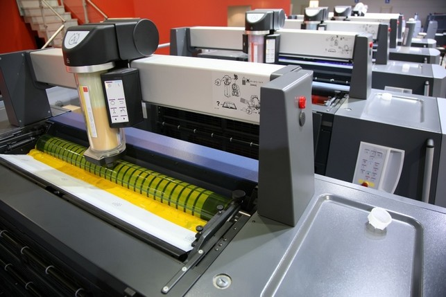 impression numérique : équipement