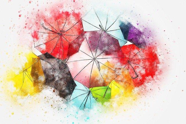 parapluie publicitaire pour votre Plv